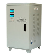 TND series automatic voltage stabilizer 5kva , AC 3 phase voltage regulator 220v high precision