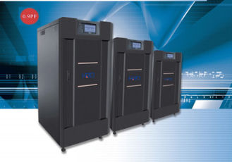 3 Phase Online Low Frequency UPS 10 - 200kVA DSP Control For Middle And Large Data Center